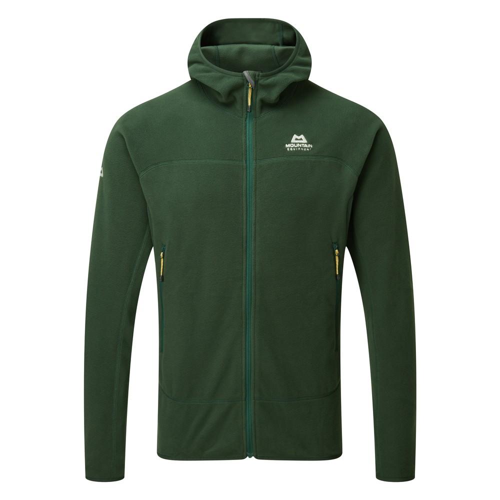 Mountain Equipment Micro Zip Jacket Mens Conifer