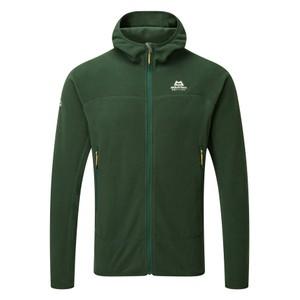 Micro Zip Jacket Mens Conifer