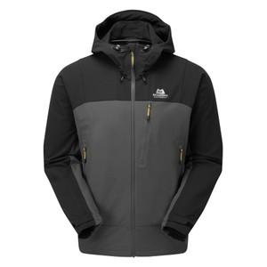 Mission Jacket Mens Anvil Grey/Black