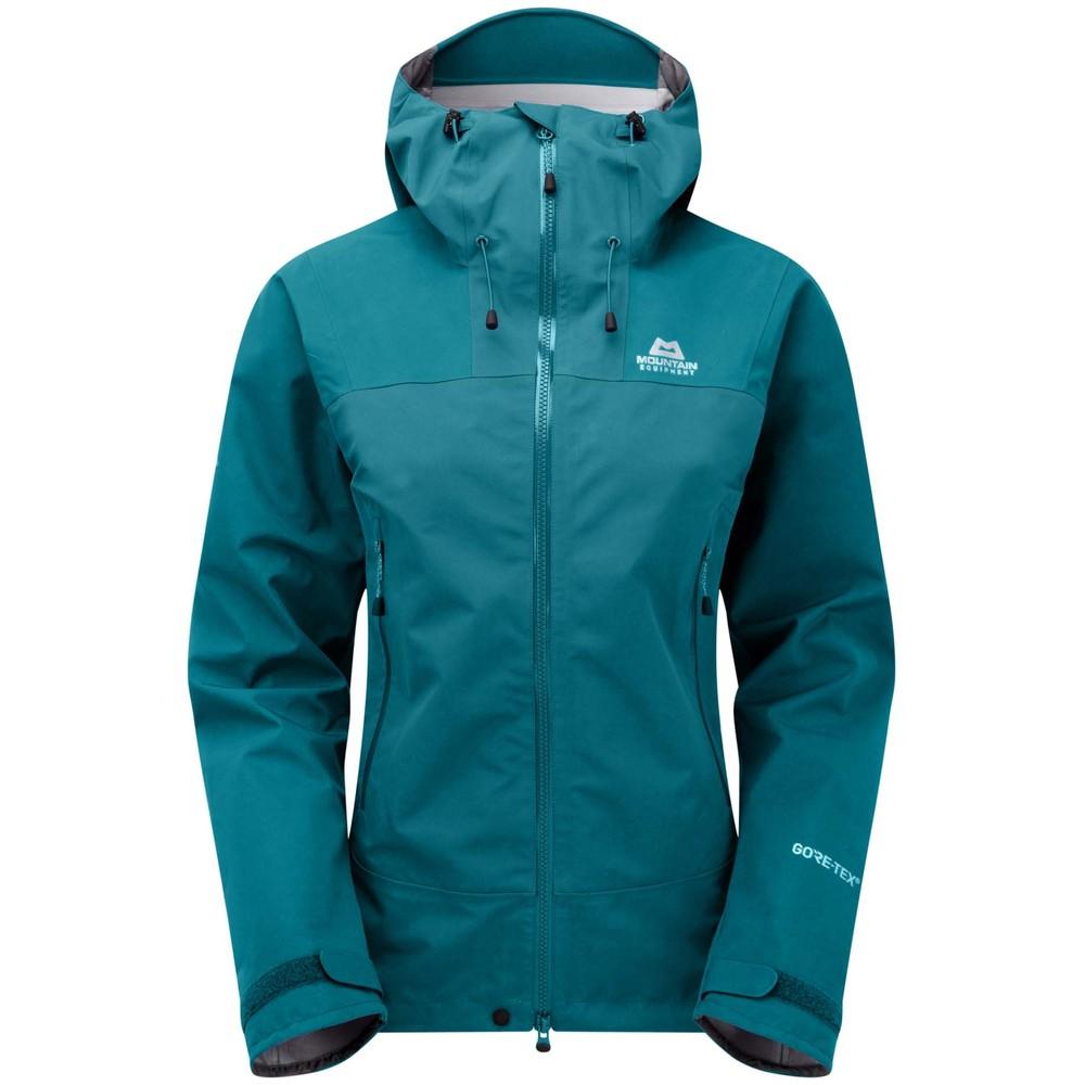 Mountain Equipment Rupal Jacket Womens Legion Blue