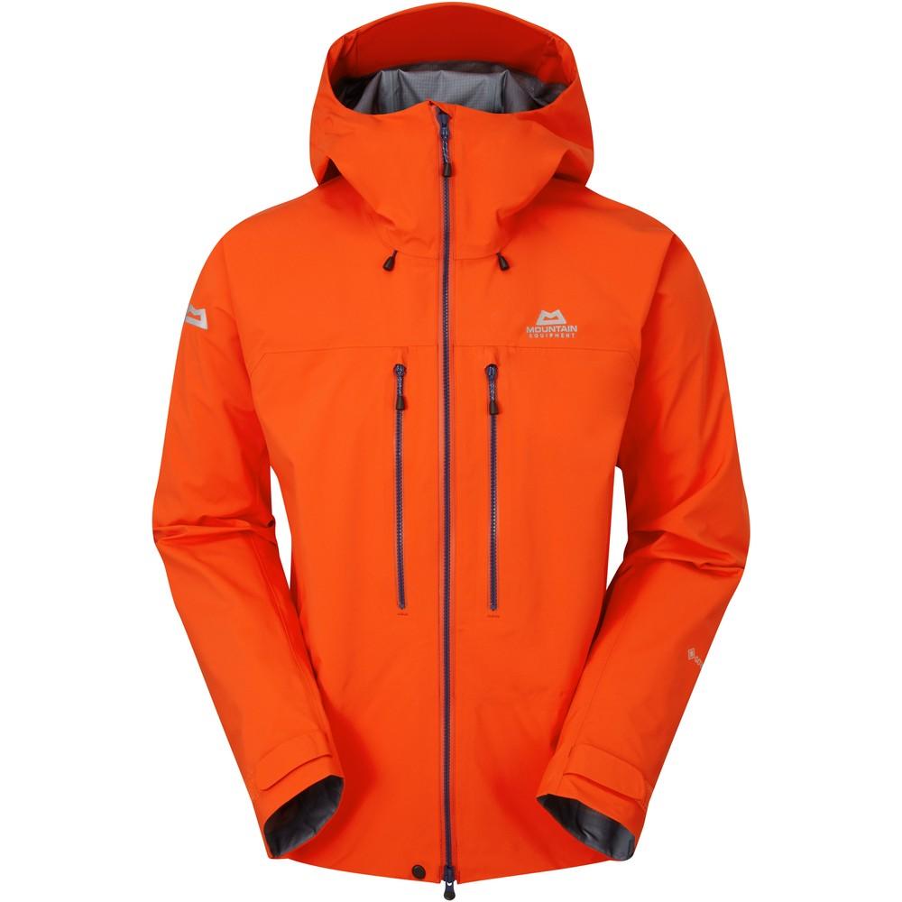 Mountain Equipment Tupilak Jacket Mens Cardinal Orange