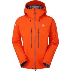 Tupilak Jacket Mens Cardinal Orange