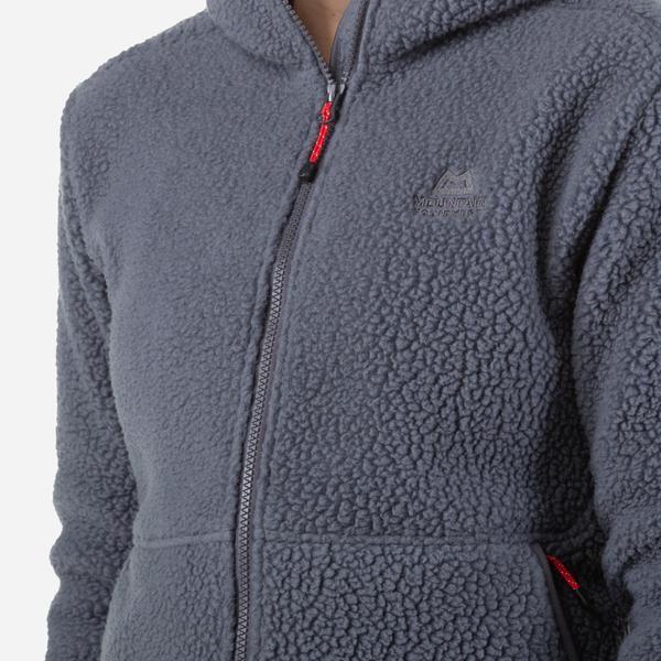 Mountain Equipment Moreno Hooded Jacket Womens Flint Grey