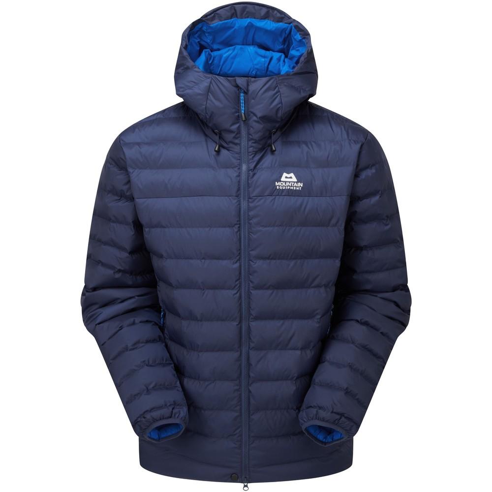 Mountain Equipment Superflux Jacket Mens Medieval Blue