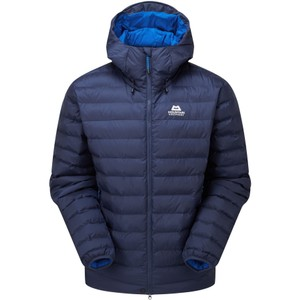Superflux Jacket Mens Medieval Blue