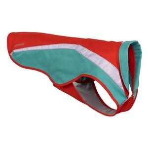 Ruffwear Lumenglow Hi-Viz Jacket in Red Sumac