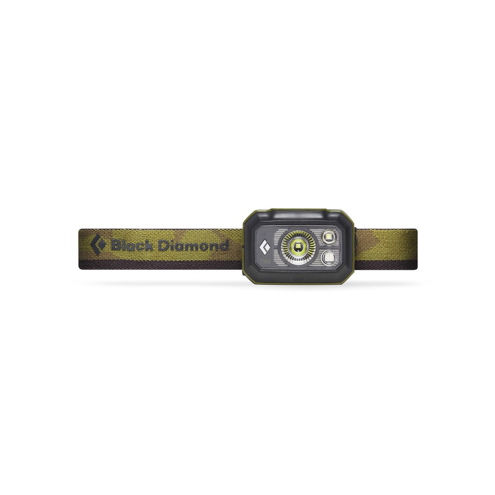 Black Diamond Storm 375 Headlamp Dark Olive