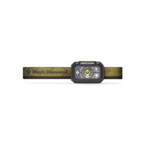 Black Diamond Storm 375 Headlamp  in DARK OLIVE