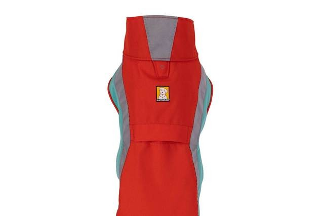 Ruffwear Lumenglow Hi-Viz Jacket Red Sumac