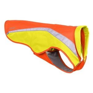 Ruffwear Lumenglow Hi-Viz Jacket in Blaze Orange