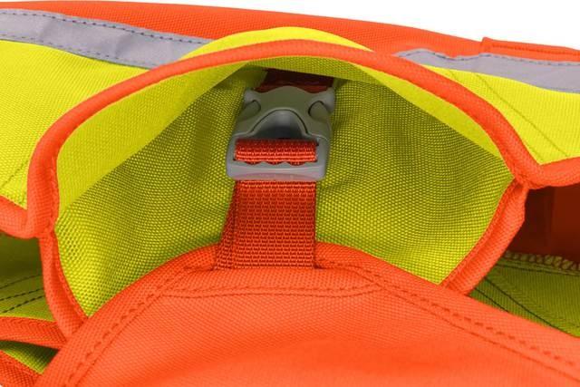 Ruffwear Lumenglow Hi-Viz Jacket Blaze Orange