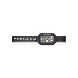 Black Diamond Storm 375 Headlamp  in Graphite