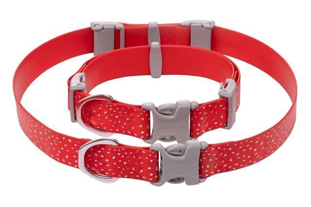 Ruffwear Confluence Collar Red Sumac