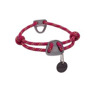 Ruffwear Knot-a-Collar W21 in Hibiscus Pink
