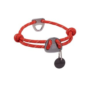 Ruffwear Knot-a-Collar W21 in Red Sumac
