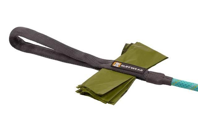 Ruffwear Just-a-Cinch Leash W21 Aurora Teal
