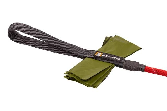 Ruffwear Knot-a-Long Leash W21 Red Sumac