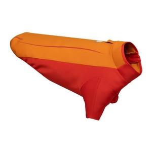 Ruffwear Undercoat Water Jacket in Campfire Orange