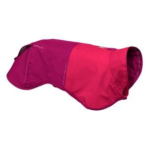 Ruffwear Sun Shower Jacket W21 in Hibiscus Pink