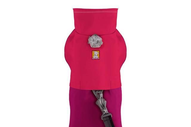 Ruffwear Sun Shower Jacket W21 Hibiscus Pink