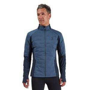 Climate Jacket Mens Denim/Navy