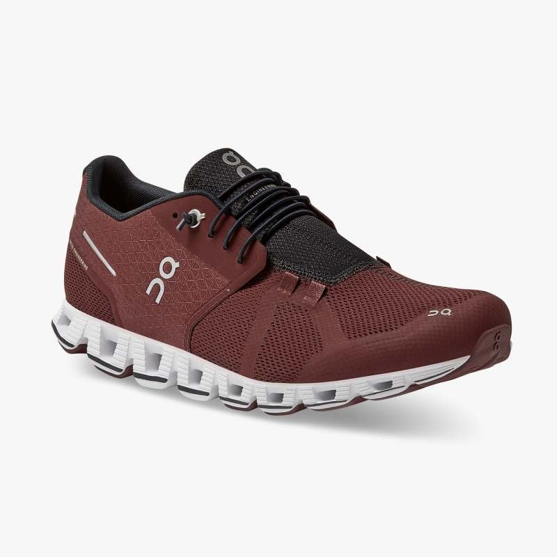 On Running Cloud Mens Ox/White