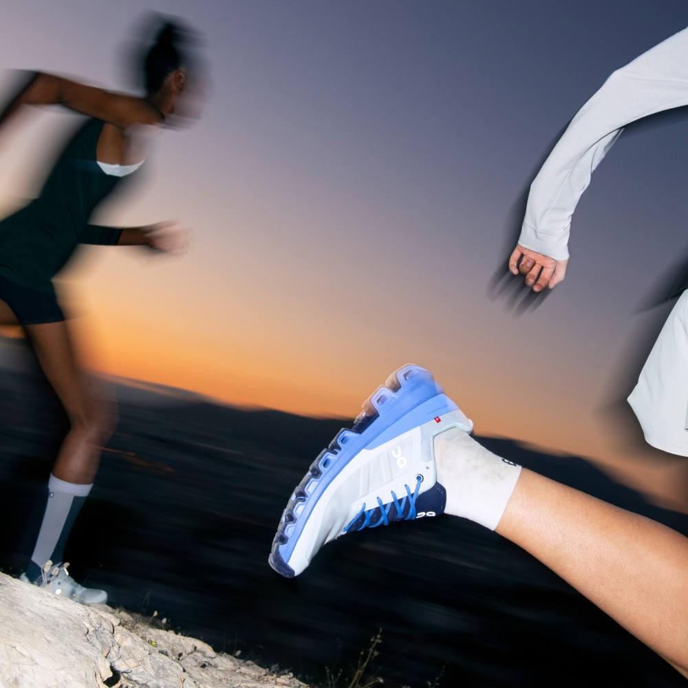 On Running Cloudventure Womens Arctic/Marina