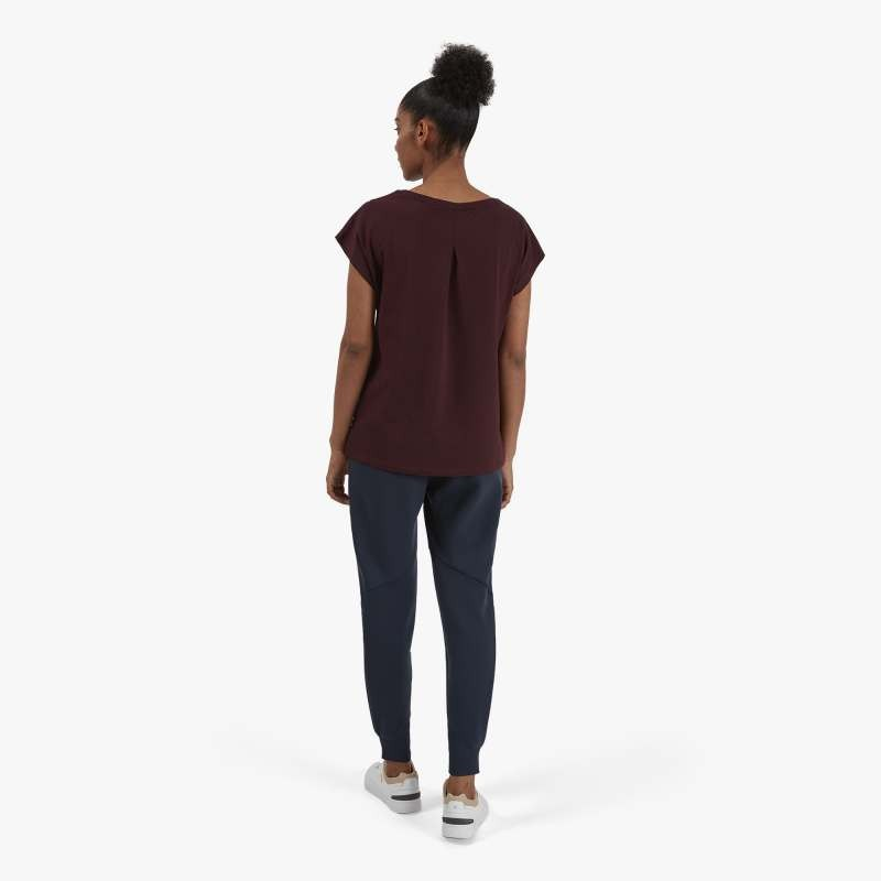 On Running On-T Womens Mulberry