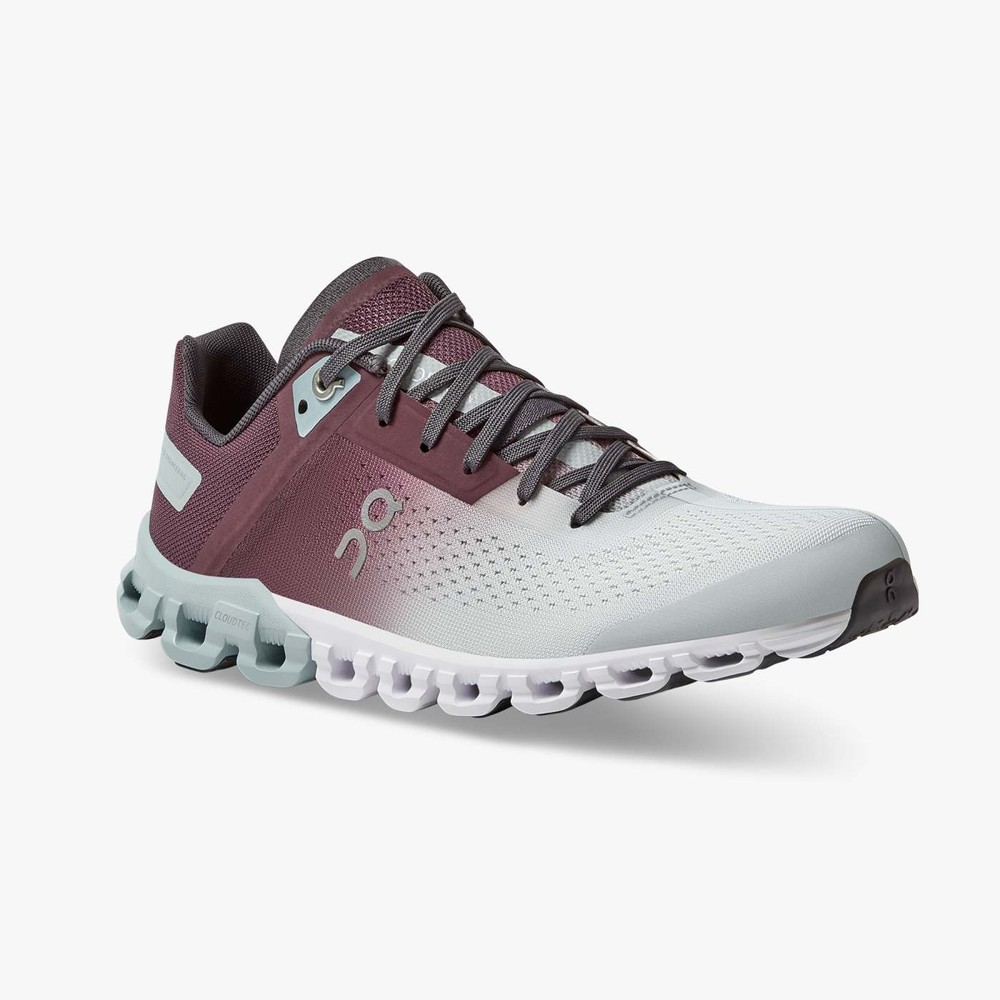 On Running Cloudflow Womens Mulberry/Mineral