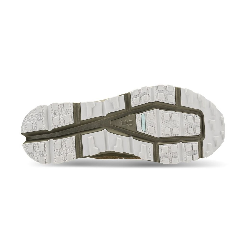 On Running Cloudultra Mens Olive/Eclipse