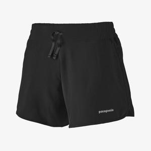 Nine Trail Shorts 6inch Womens Black