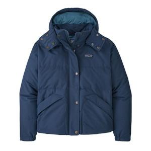 Downdrift Jacket Womens Tidepool Blue