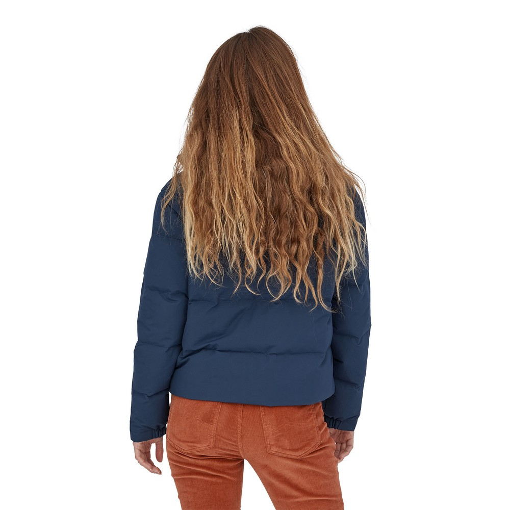 Patagonia Downdrift Jacket Womens Tidepool Blue