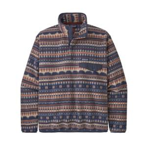 LW Synchilla Snap-T Pullover Mens Cottage Isle:El Cap Khaki