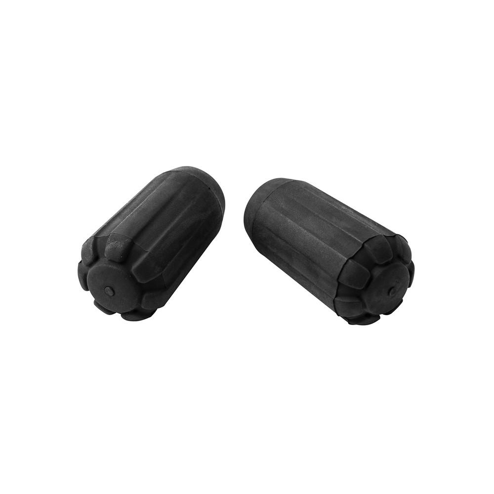 Black Diamond Z-Pole Pole Tip Protectors No Color