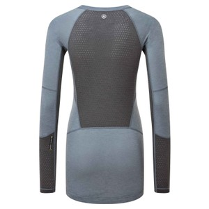Goldhill 125 Zoned Crew Womens Storm Blue/Ash