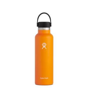 Hydro Flask 21oz Standard w/std Flex Cap in Clementine
