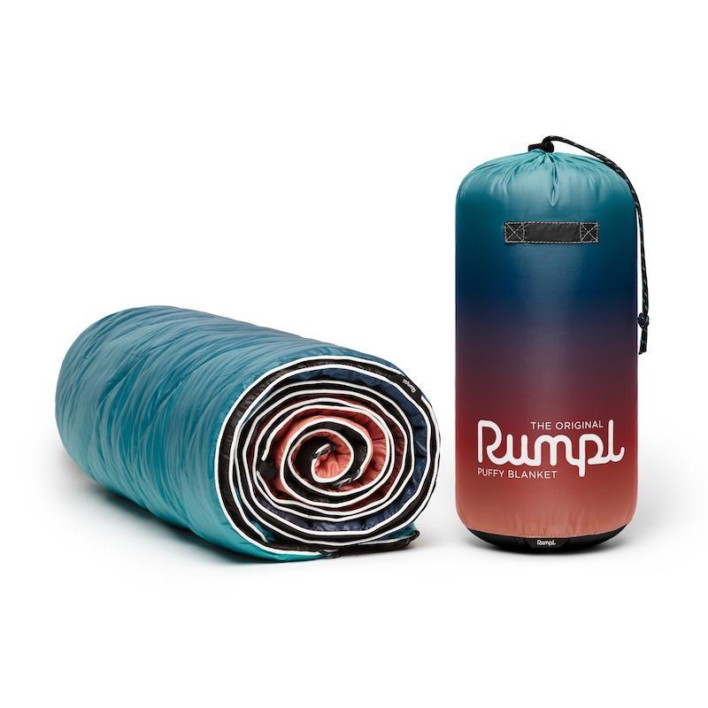 Rumpl Original Puffy Blanket Arizona Fade