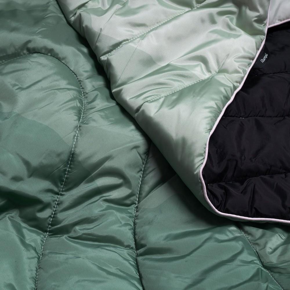 Rumpl Original Puffy Blanket Cascade Fade - Green