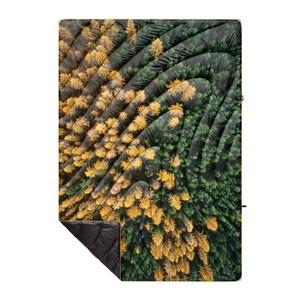 Rumpl Original Puffy Blanket in Gold Growth