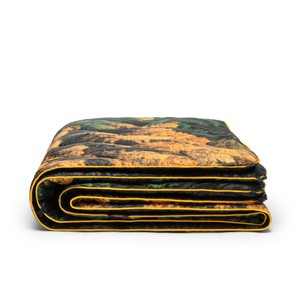 Original Puffy Blanket Gold Growth