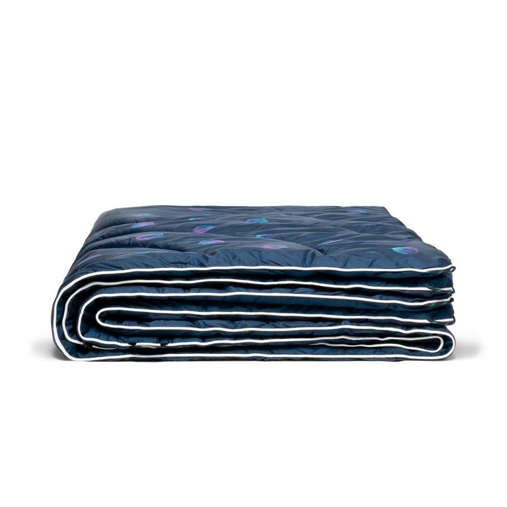 Rumpl Original Puffy Blanket Log Jam