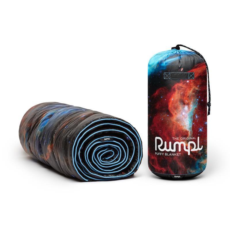 Rumpl Original Puffy Blanket Cosmic Reef