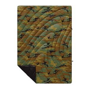 Rumpl Original Puffy Blanket in Woodland Camo