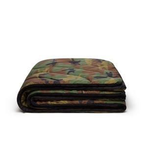 Original Puffy Blanket Woodland Camo