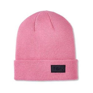 Extra Fine Merino Beanie Pink