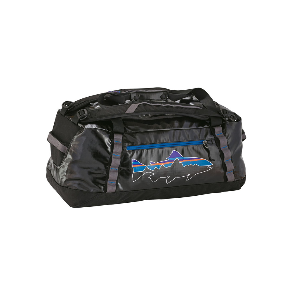 Patagonia Black Hole Duffel 60L Black/Fitz Trout