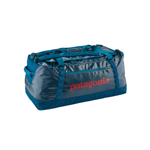 Patagonia Black Hole Duffel 90L in Big Sur Blue