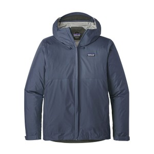 Patagonia Torrentshell Jacket Mens in Dolomite Blue