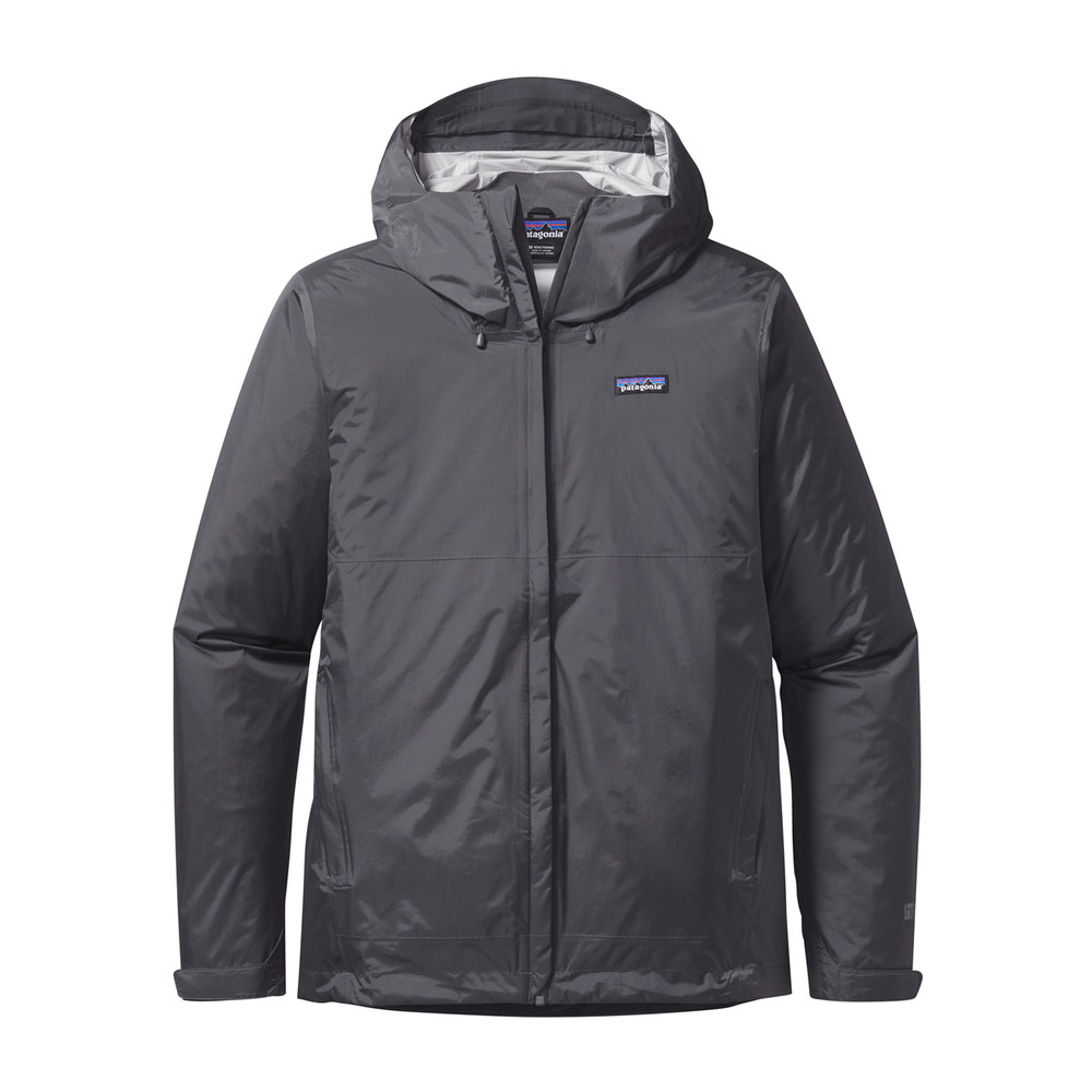 Patagonia Torrentshell Jacket Mens Forge Grey